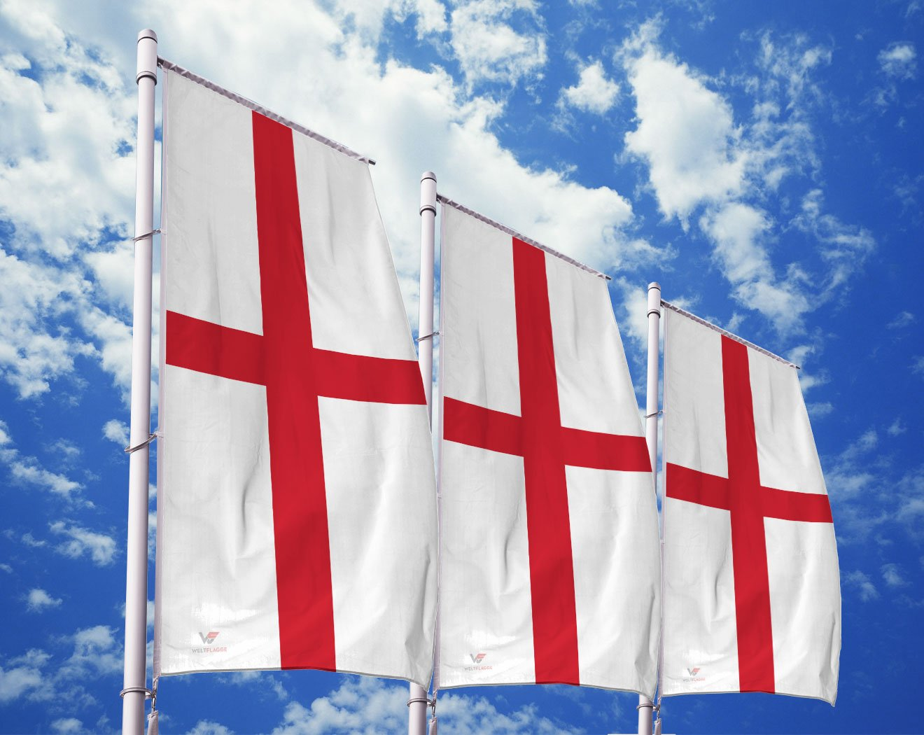 England-Flagge bedrucken lassen