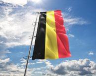 Belgien / Belgische / Belgium Fahne, Hissflagge - in vielen Größen und Befestigungen (Handmade - Premiumqualität)
