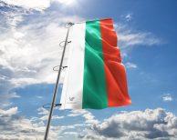Bulgarien / Bulgarische - Flagge, Fahne , Hissflagge in vielen Größen und Befestigungen (Premiumqualität)