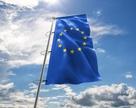 Europaflagge - Europäische Union Fahne Flagge - EU Fahne (Handmade - Premiumqualität)