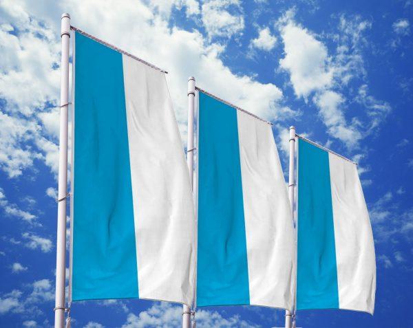 Bayern - Bayerische - Flagge, Fahne , Hissflagge in vielen Größen und Befestigungen