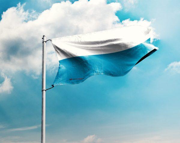 Bayern - Bayerische - Flagge, Fahne , Hissflagge in vielen Größen und Befestigungen (Premiumqualität)