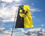 Stuttgart - Flagge, Fahne , Hissflagge in vielen Größen und Befestigungen (Premiumqualität)