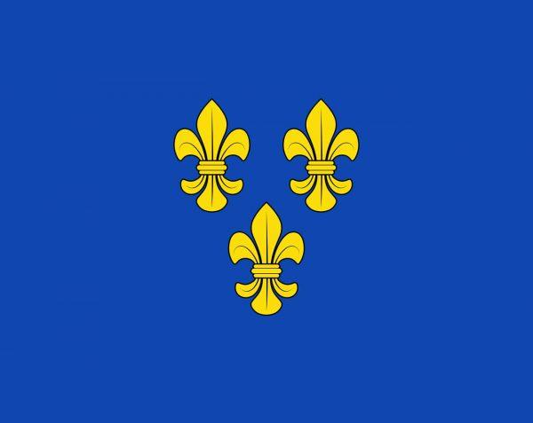 Wiesbaden - Flagge, Fahne , Hissflagge in vielen Größen und Befestigungen (Premiumqualität)