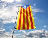 Katalonien / Katalanische Fahne - in vielen Größen und Befestigungen (Handmade - Premiumqualität)