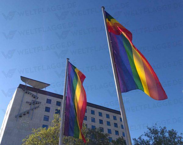 Regenbogenflagge / Pride Fahne