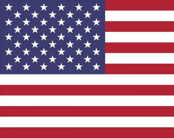 United States of America Flagge / Vereinigte Staaten von Amerika Flagge / USA Flagge, Fahne (Premiumqualität)