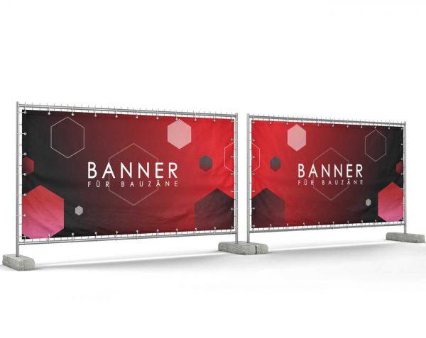 Werbebanner mit Ihrem Motiv – PVC Planen Werbeplane